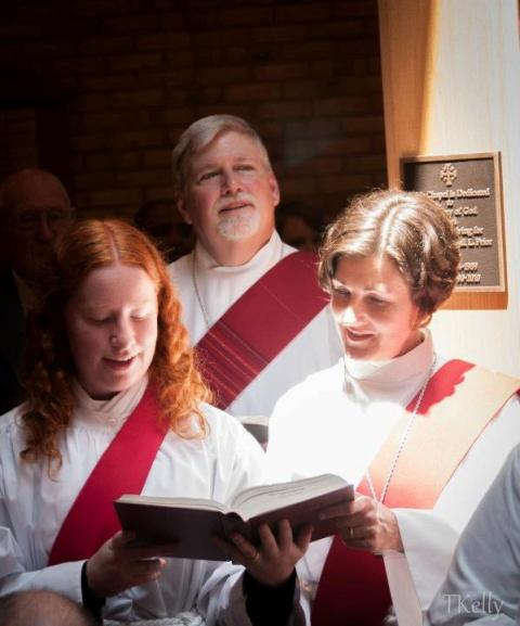 Singing the Last Hymn