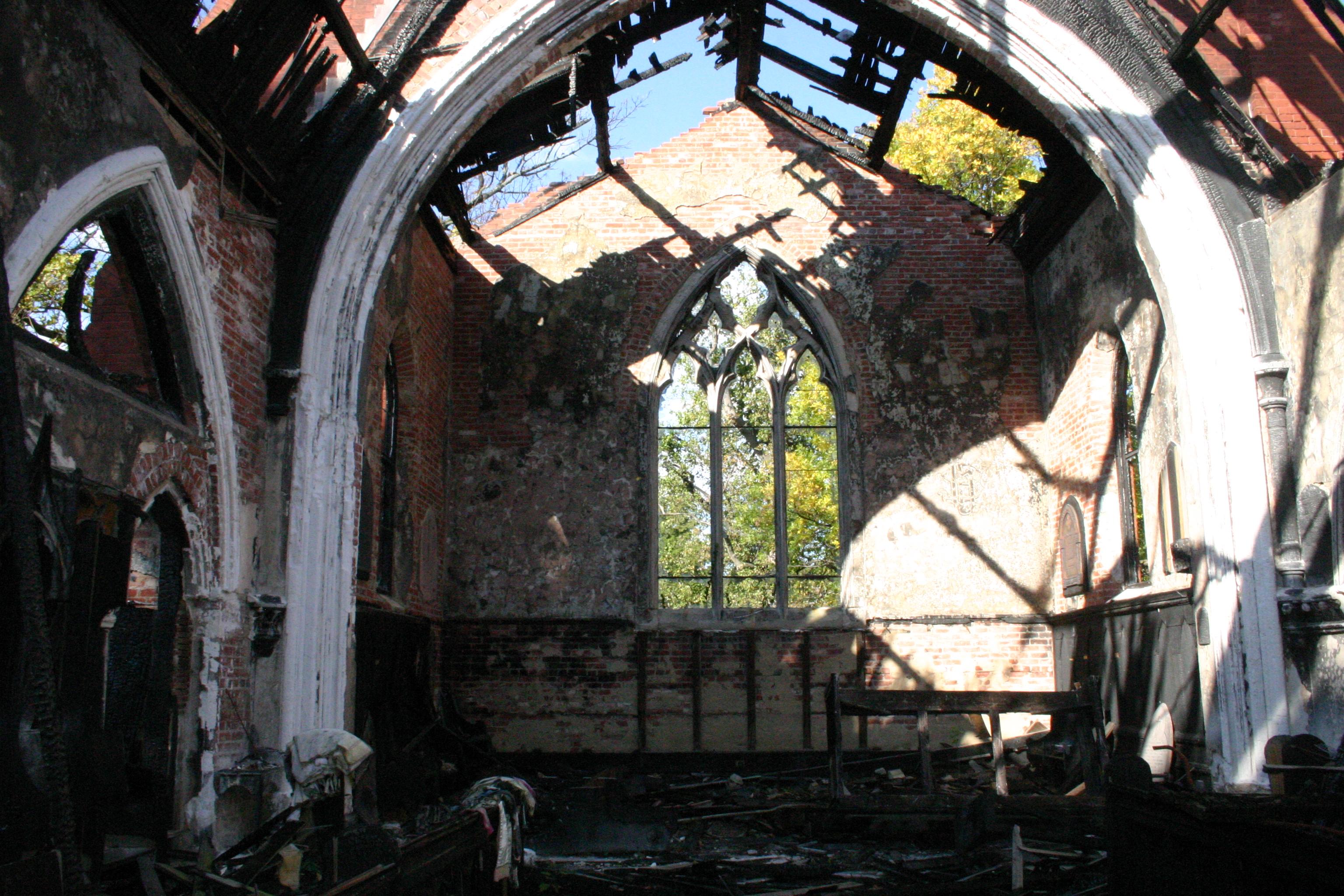 High Altar Space Immanuel