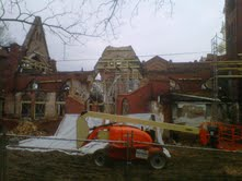 Chapel Demolition 1