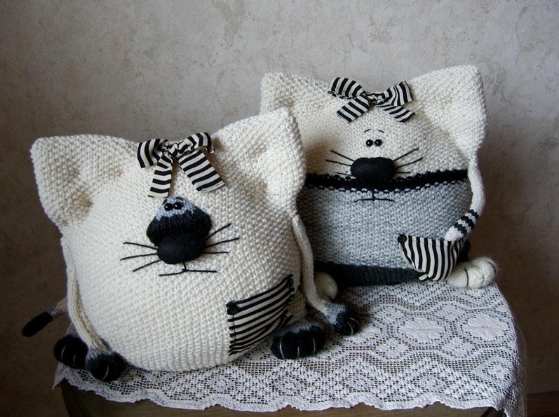 Диванные подушки своими руками схема
