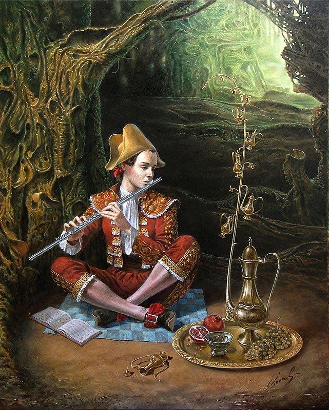 Magic Flute II