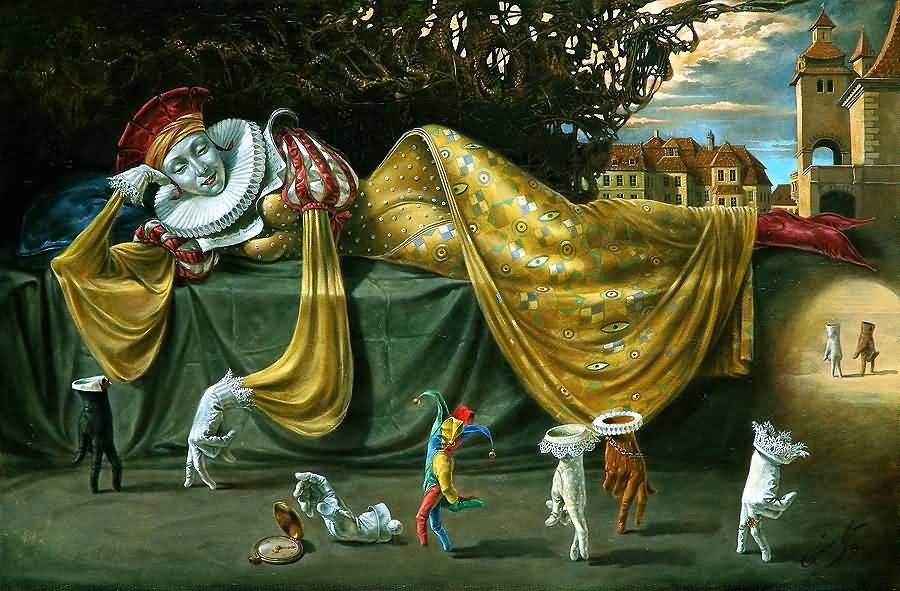 Solitaire of Pantomime