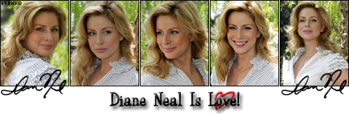 Diane Neal is Love!