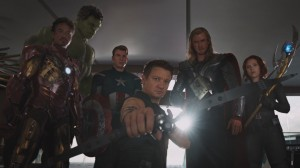 1-The Avengers
