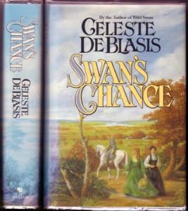 10-Swans Chance by Celeste De Blasis
