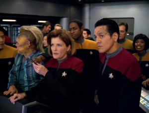 3 - Star Trek Voyager