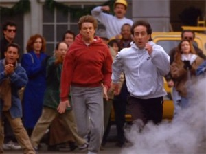 4 - Seinfeld - 6.10 The Race