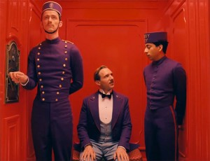 6 - The Grand Budapest Hotel