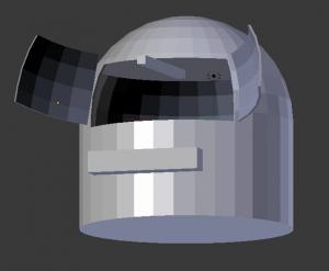 FF blender model