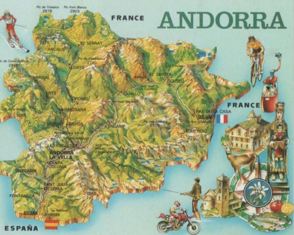 Андора главная