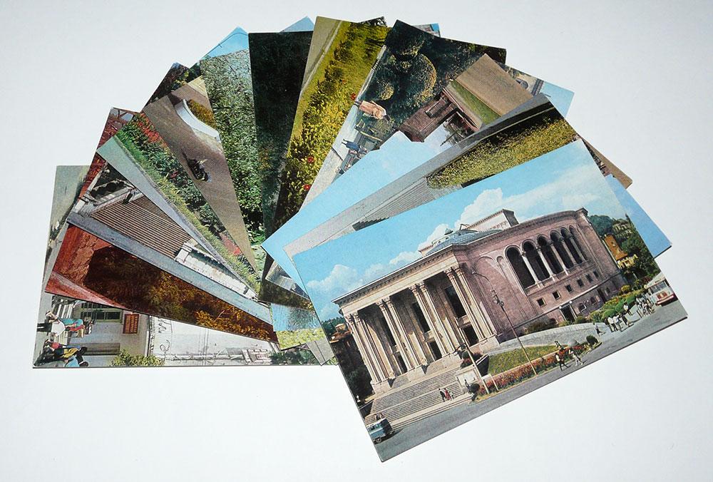 недавно продать комплект открыток центр рио