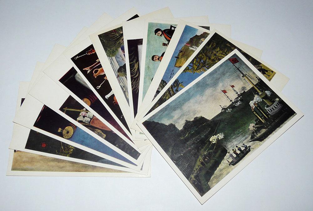 Как издать набор открыток, маленькие