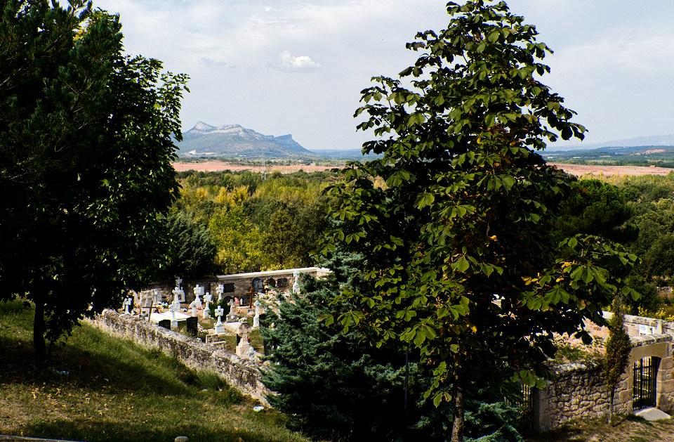 hacinas кладбище