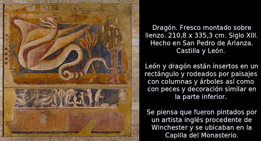 dragon de Arlanza