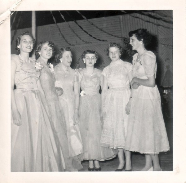 1954 Prom in Cloyne Canada Photo Wikicommons.jpg