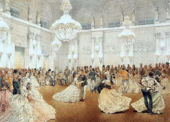 21  Бал-в-Концертном-зале-Зимнего-21  дворца-во-время-официального-визита-шаха-Насир-ад-Дина-в-мае-1873-года.-1874-г..jpg