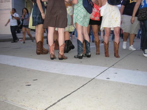 О ковбойских сапогах. Какую американцы носят обувь - 2. 1 p3200012.jpg