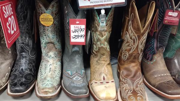 О ковбойских сапогах. Какую американцы носят обувь - 2. 2 IMG_20170729_190252321.jpg