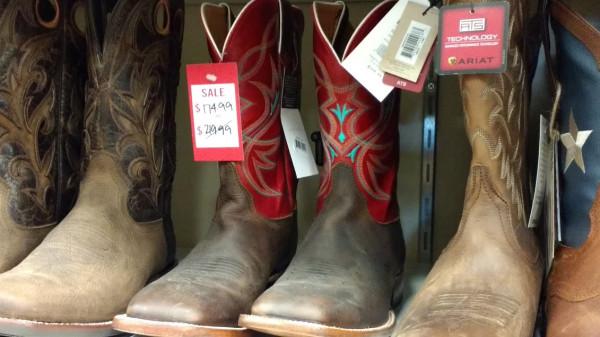 О ковбойских сапогах. Какую американцы носят обувь - 2. 2 IMG_20170729_190510852.jpg