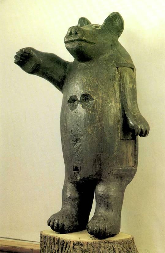 Медведь-улей. XIX век.jpg