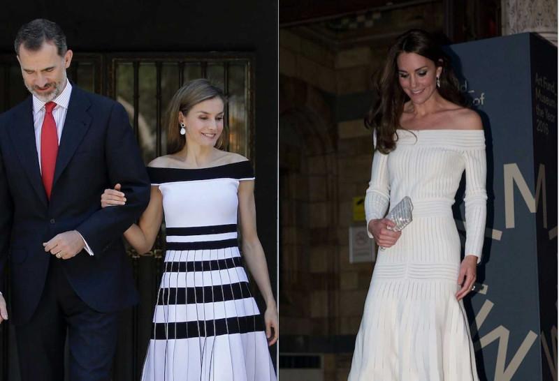Политические разборки на модном уровне. 5 kate-middleton-queen-letizia-off-shoulder-dress.jpg