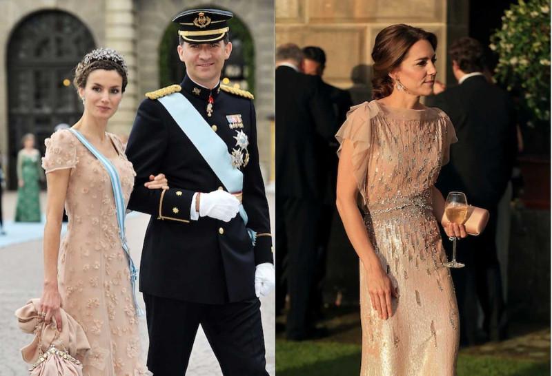 Политические разборки на модном уровне. 7 queen-letizia-kate-middleton-embellished-eveningwear.jpg