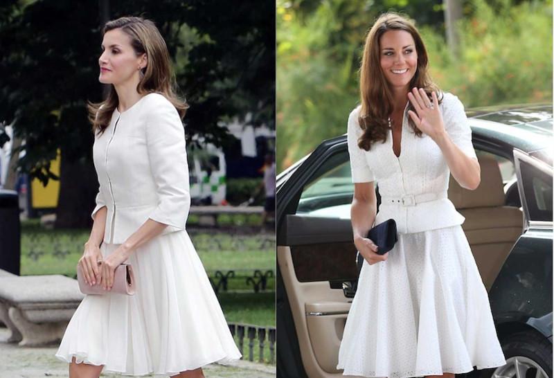 Политические разборки на модном уровне. 9 kate-middleton-queen-letizia-white-suit-skirt.jpg