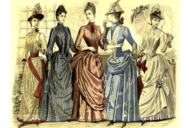 2  Парижские моды 1888 года.jpg