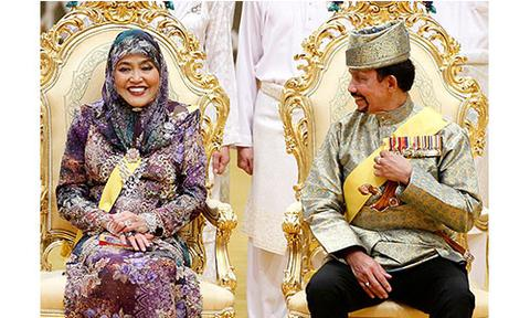 3  1st wife  Pengiran Anak Saleha is the Patron to several organizations working towards women's causes such as the Women's Institute and the Brunei …