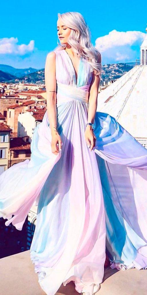 16 purple-wedding-dresses-flowy-v-neckline-sleeveless-zuhair-murad-official-512x1024.jpg