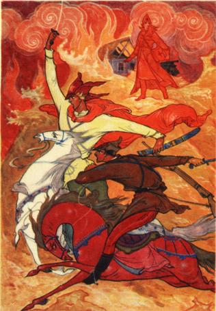 1967 КАХОВКА (из серии Песни гражданской шины) Художник А. Кочупалов..jpg