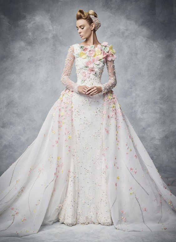 Hobeika-pastel-floral-wedding-dress-with-long-sleeves.jpg
