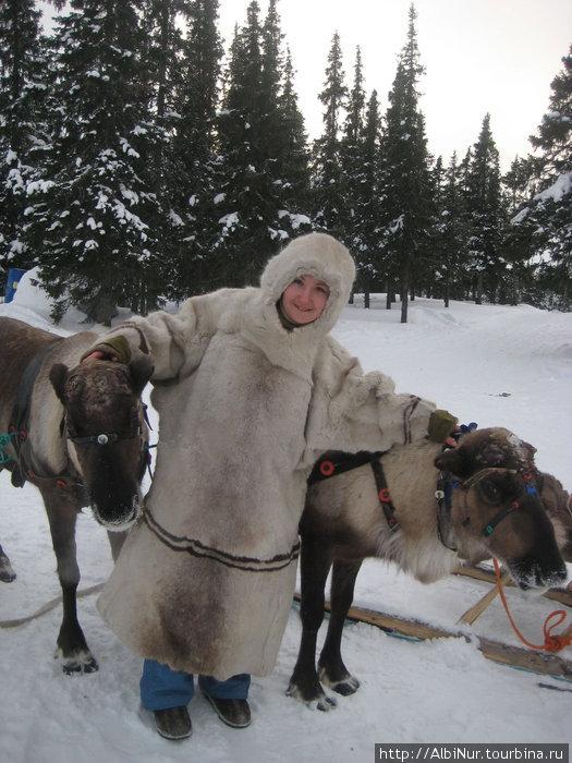 Во время зимних стоянок совик может служить и спальным мешком..jpg