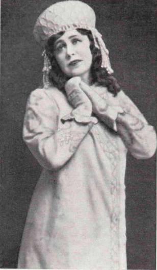 1907   Снегурочка - А.В.Нежданова. Большой театр СССР..jpg