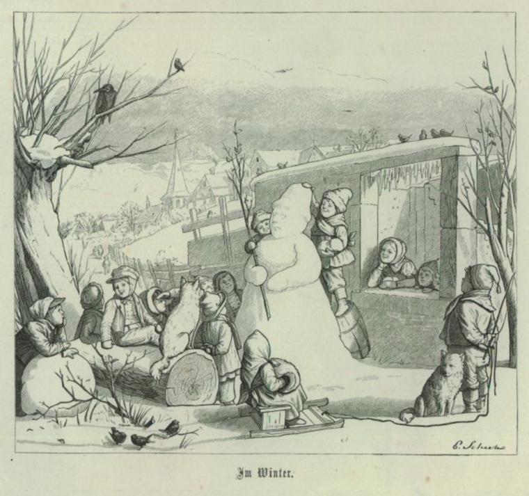 1867 _Иллюстрация к детской книге «Die Welt im Kleinen», 1867 год..jpeg