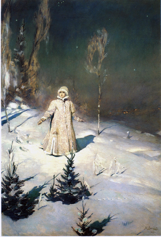 v1899 В. М. Васнецов Снегурочка.jpg