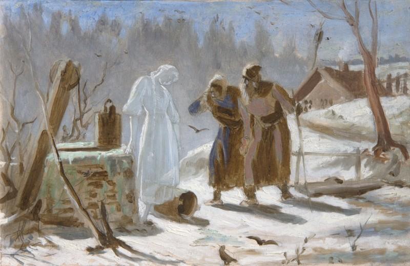 v1879 Перов Василий Григорьевич Тающая Снегурочка.jpg