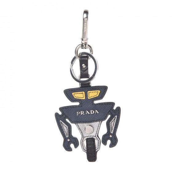 2  Trick robot prada-saffiano-robot-trick-keychain-black-10.jpg
