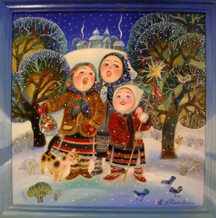 2005 Елена Ревуцкая Рождественская песня.jpg
