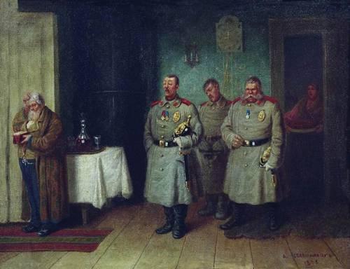 1872 Городовые-христославы Соломаткин Леонид Иванович (1837-1883). 1872 г. 15.jpg