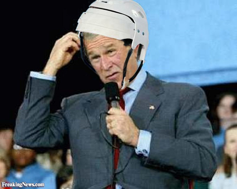 _George Bush the Special Needs President.jpg