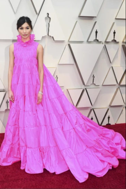 Gemma Chan in Valentino.PNG