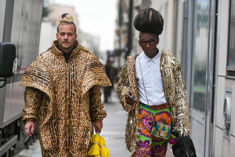 28  Стристайл Парижской недели моды сезона осень-зима 2019.jpg