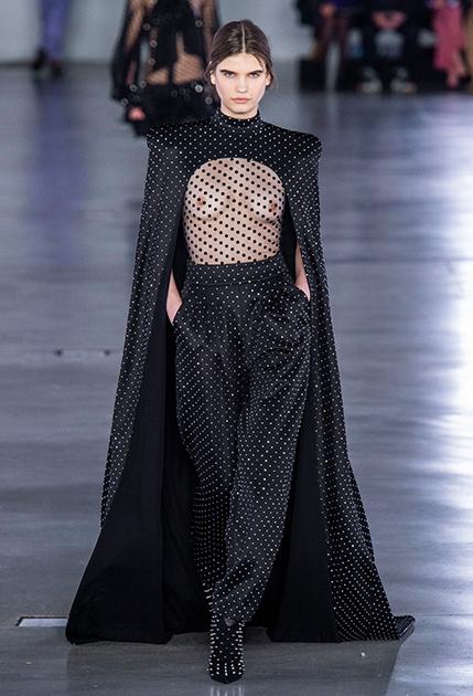 5 Показ Balmain во время Парижской недели моды сезона осень-зима 2019.jpg