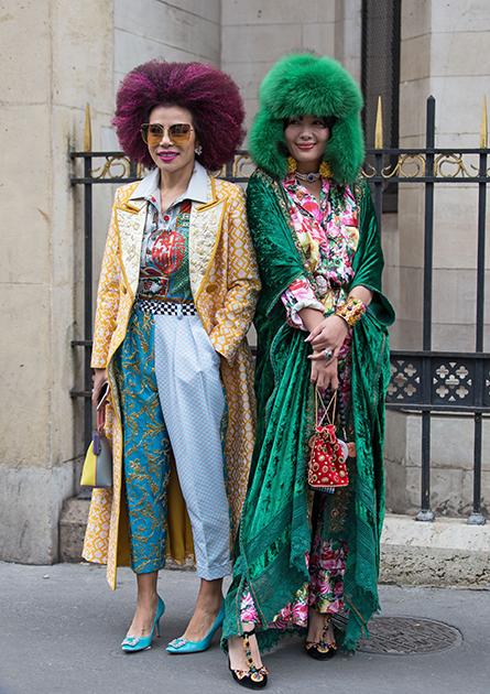23 Стристайл Парижской недели моды сезона осень-зима 2019.jpg