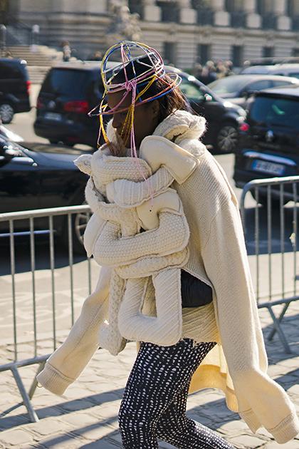 24 Стристайл Парижской недели моды сезона осень-зима 2019.jpg