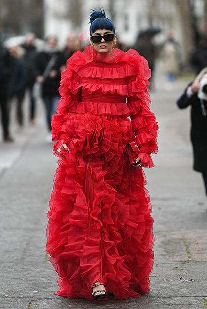 25 Стристайл Парижской недели моды сезона осень-зима 2019.jpg