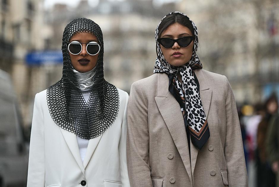 26 Стристайл Парижской недели моды сезона осень-зима 2019.jpg