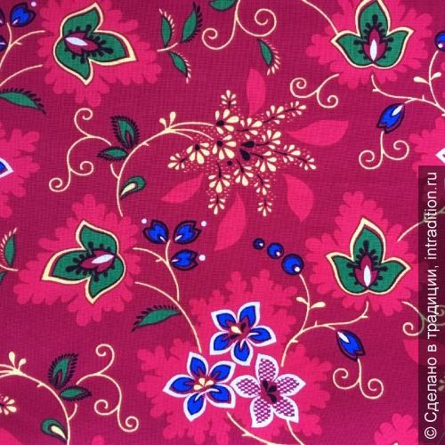 modern Ситец барановский красный лист.jpg