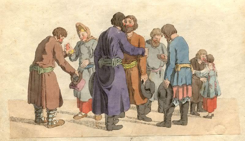 1805 Гейслер Кристиан Готлиб Генрих . Пасхальные яйца .jpg
